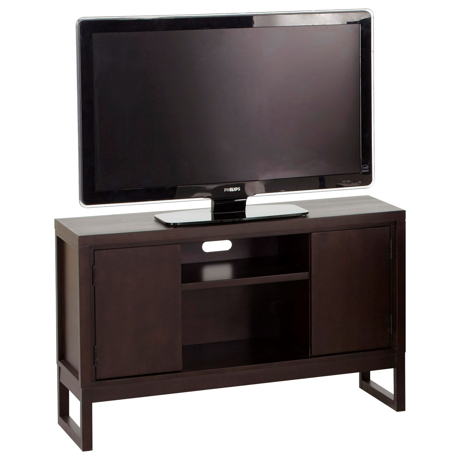 Athena TV Console by Progressive Furniture at Catalog Outlet