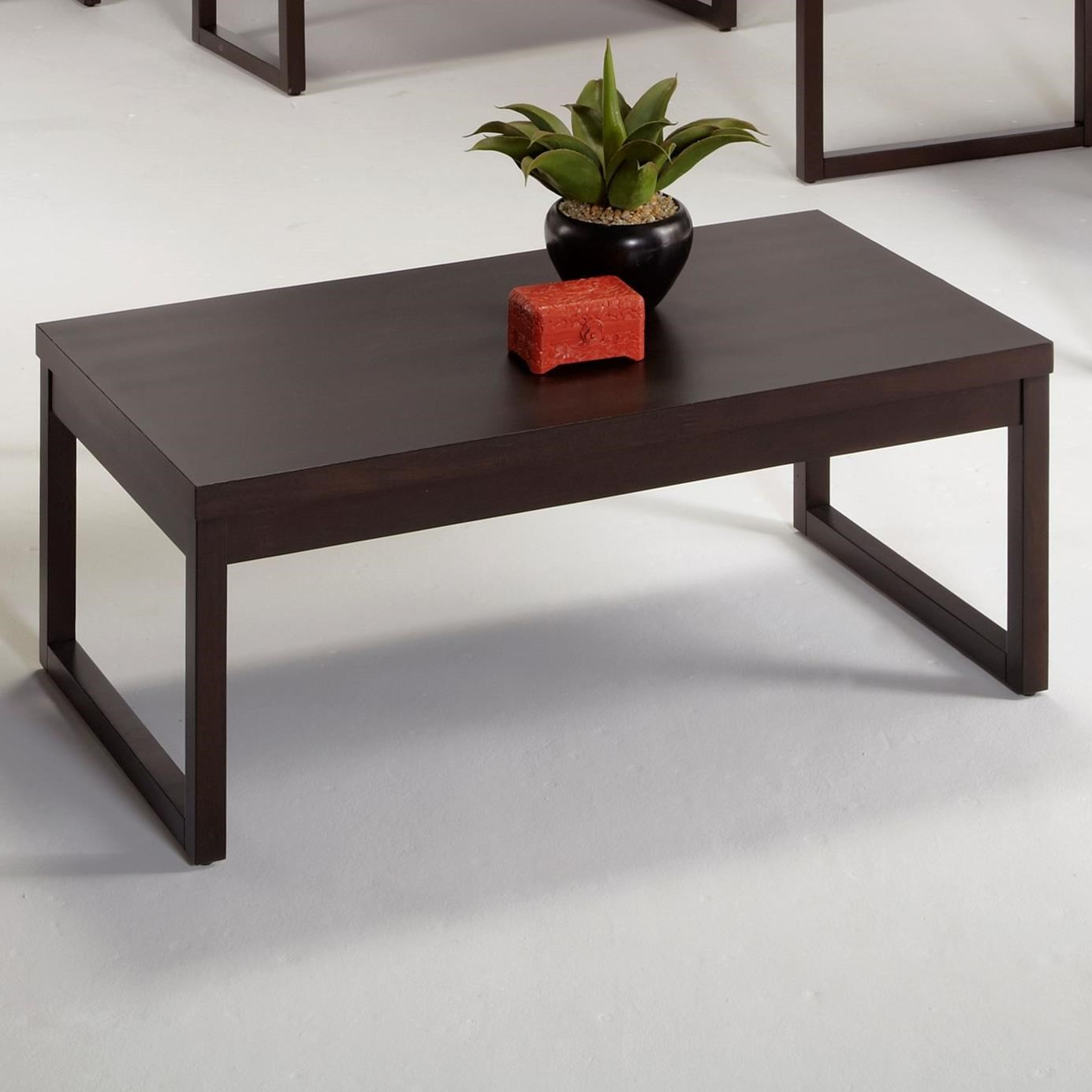 Athena Cocktail Table by Progressive Furniture at Van Hill Furniture