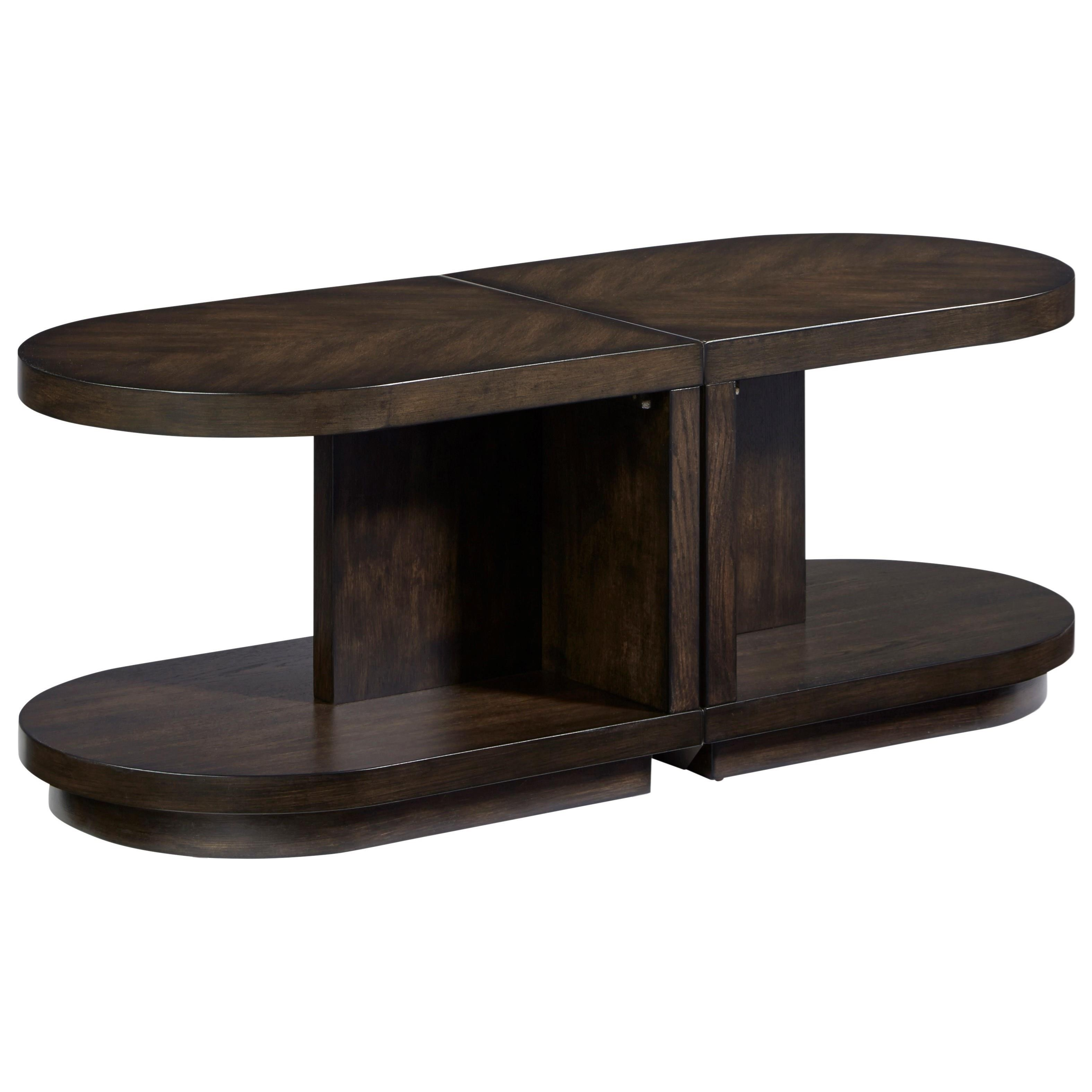 Augustine Bunching Cocktail Table by Progressive Furniture at Van Hill Furniture