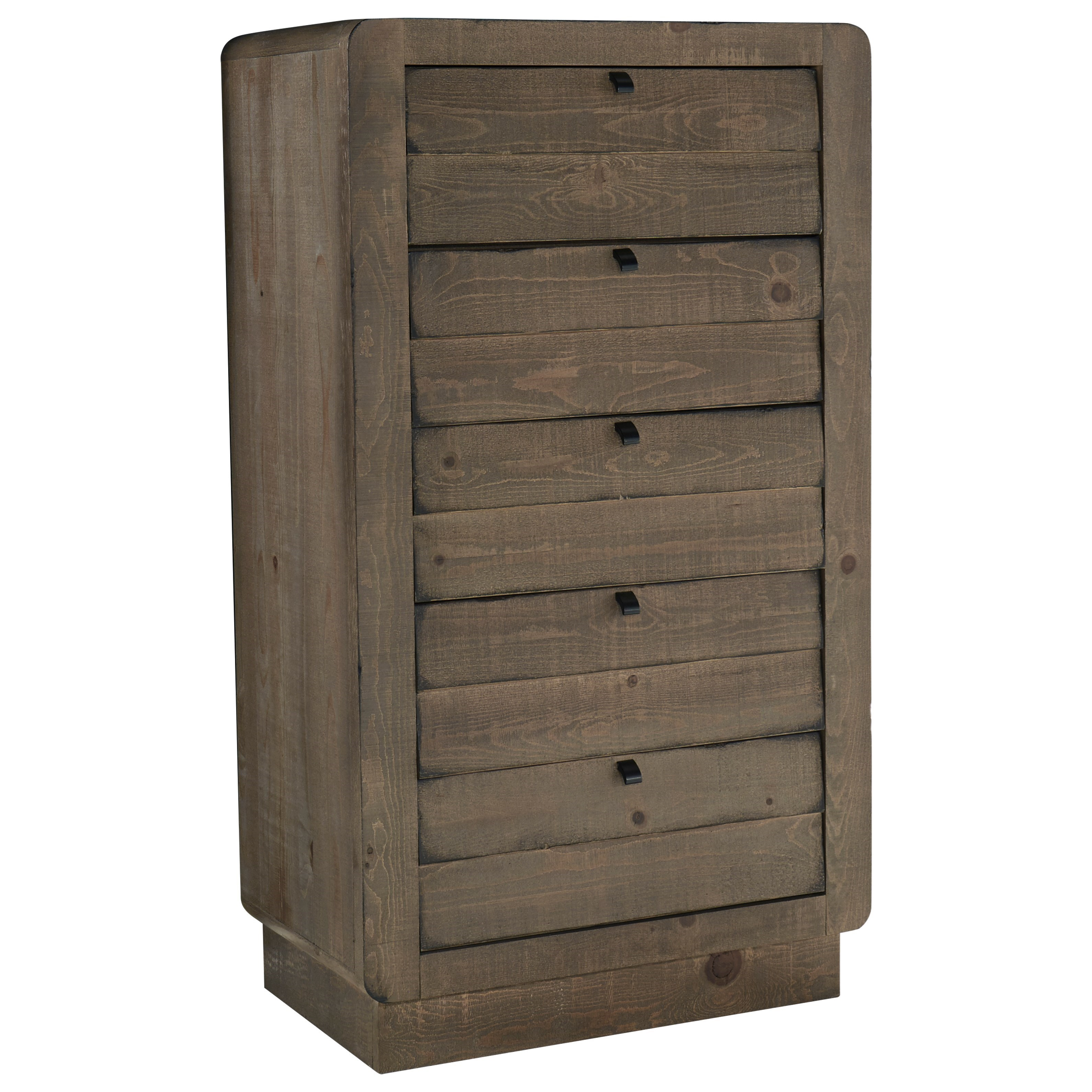 Bliss Mocha Chest of Drawers by Progressive Furniture at Van Hill Furniture