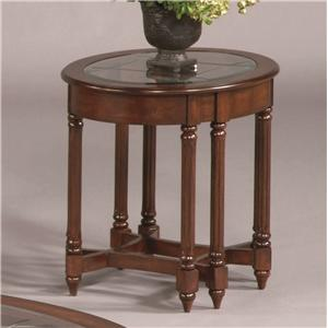 Progressive Furniture Canton Heights End Table