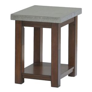 Progressive Furniture Cascade Chairside Table