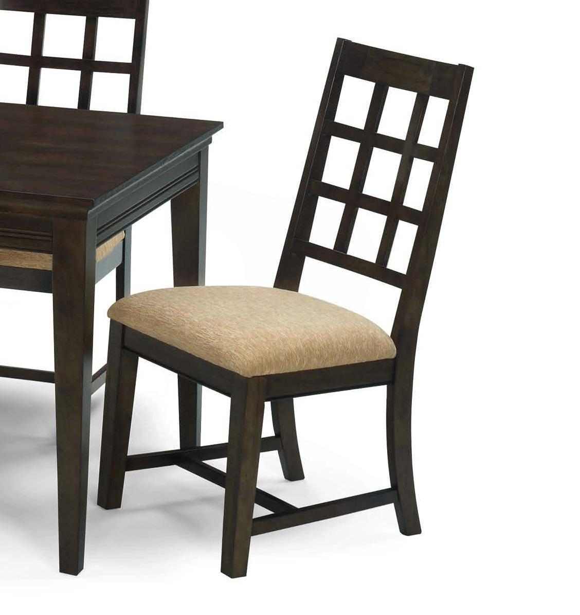 Casual Traditions Side Chair by Progressive Furniture at Catalog Outlet