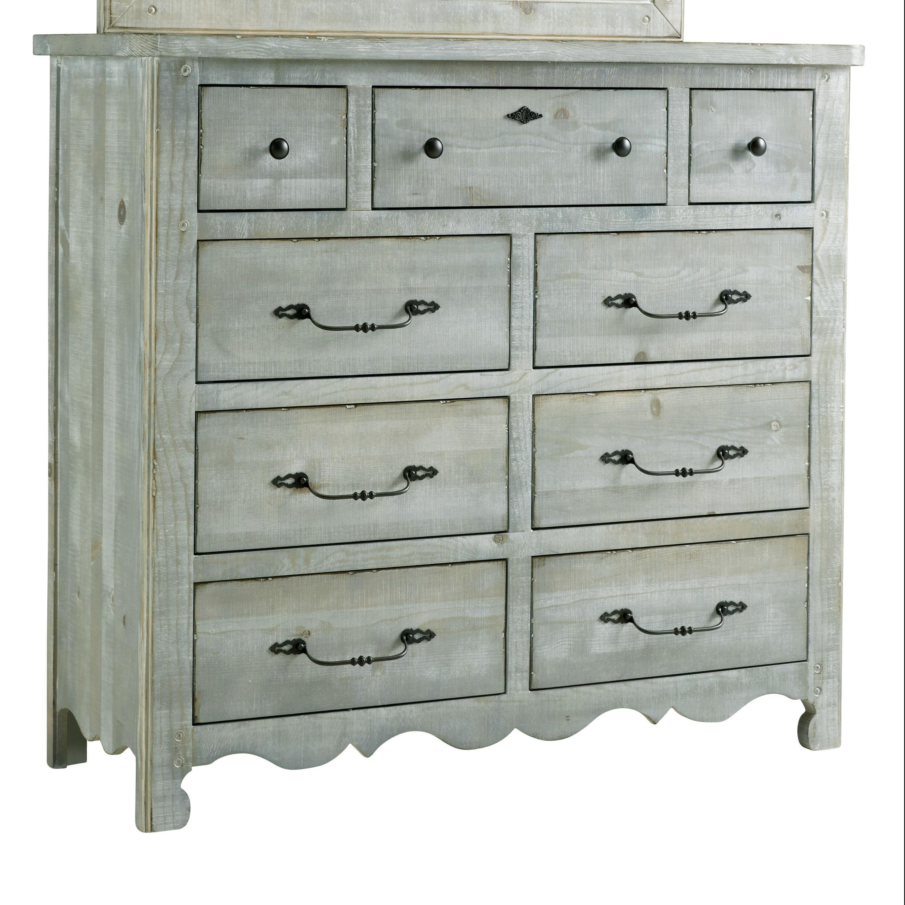 Chatsworth Drawer Dresser by Progressive Furniture at Value City Furniture