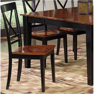 Progressive Furniture Cosmo Dining Chair