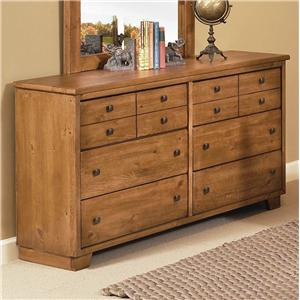 Progressive Furniture Diego Dresser