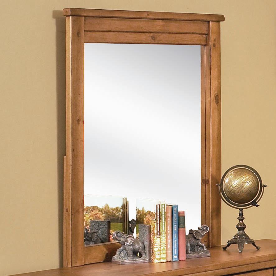 Diego Mirror by Progressive Furniture at Bullard Furniture