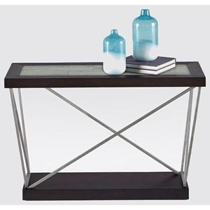 Contemporary Sofa/Console Table