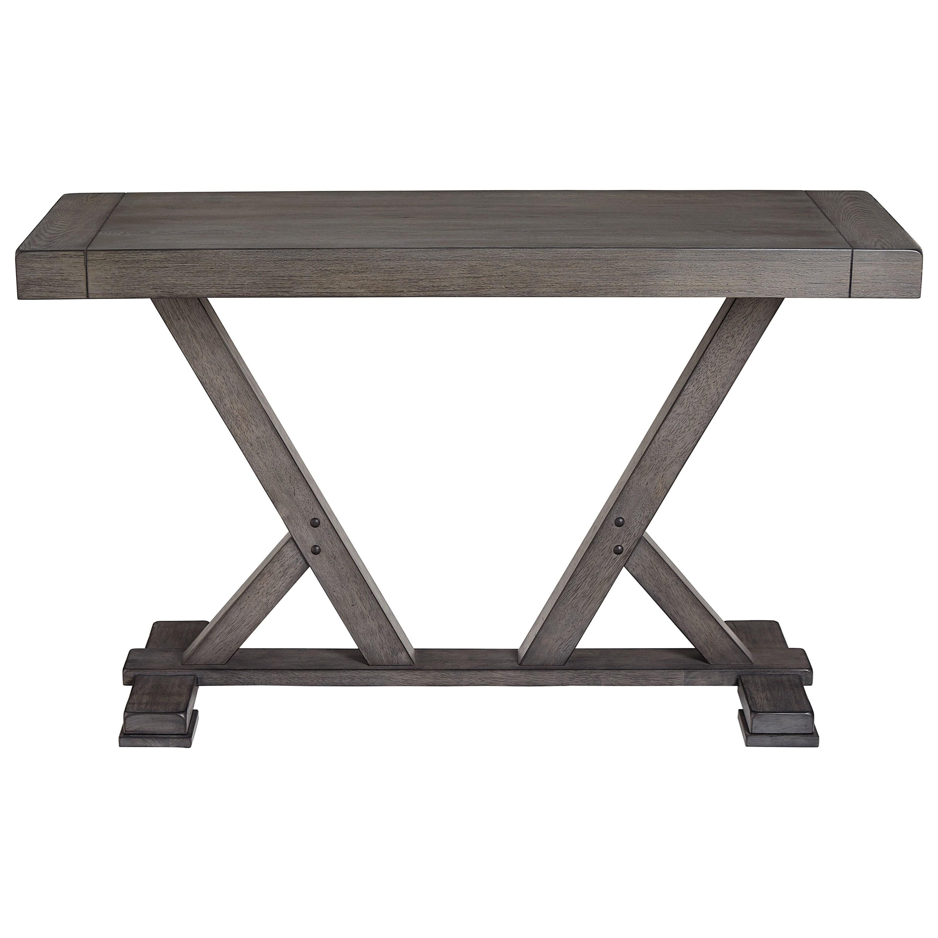 Fiji Sofa Table by Progressive Furniture at Van Hill Furniture