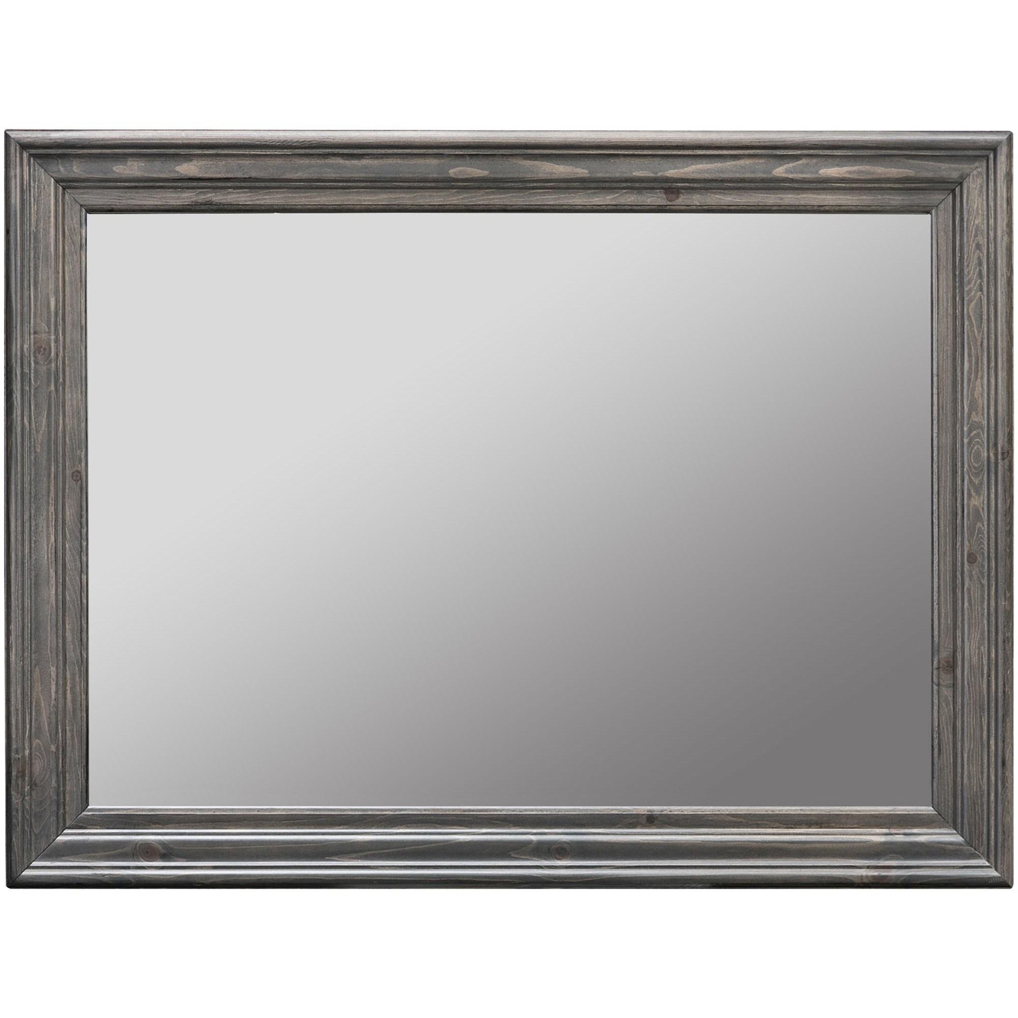 Fordham Mirror by Progressive Furniture at Bullard Furniture