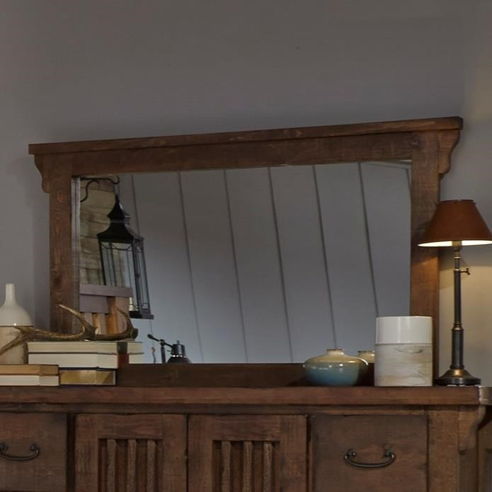 Forrester Mirror by Progressive Furniture at Lindy's Furniture Company
