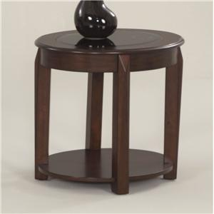 Progressive Furniture Fresh Approach Oval End Table