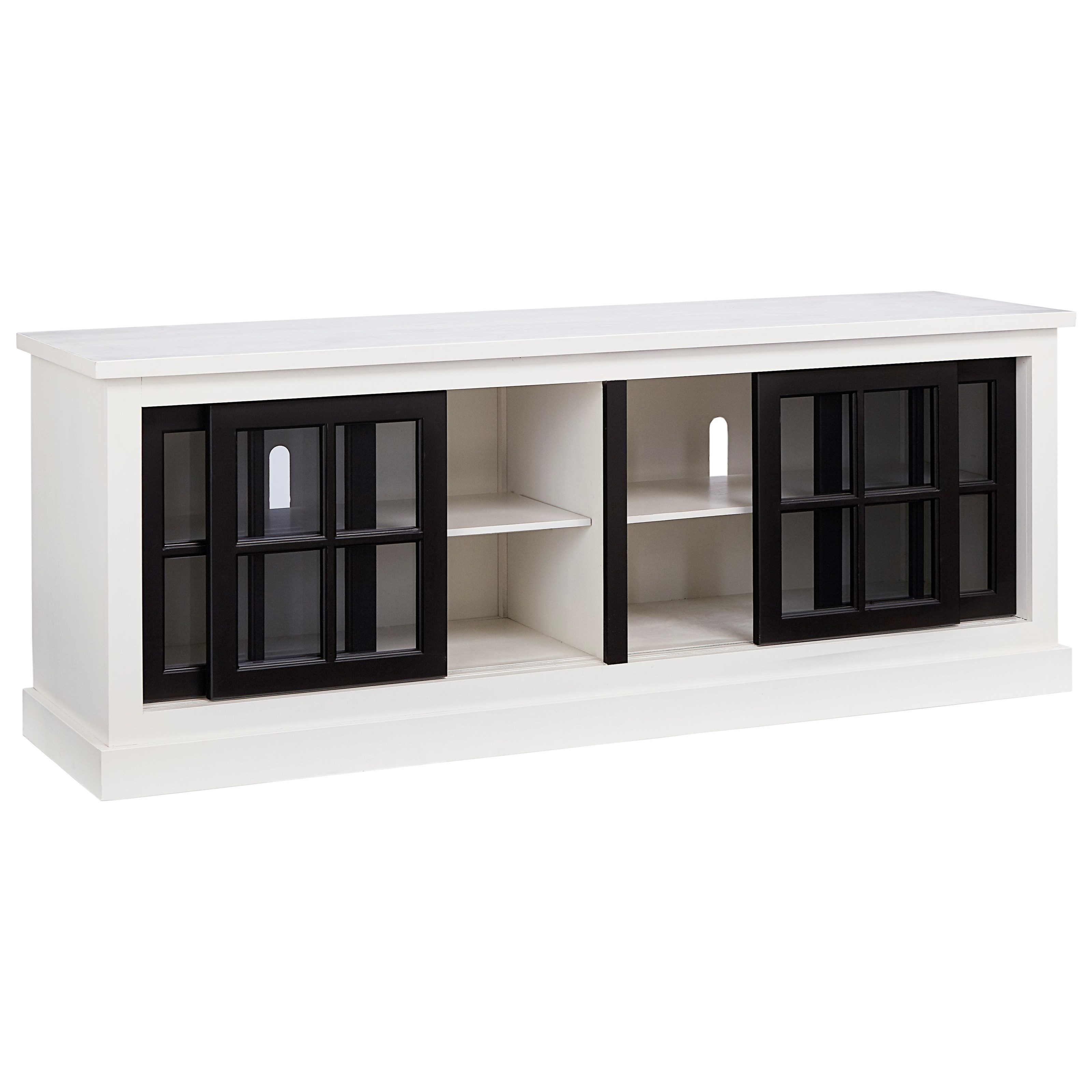 Habitat 74 Inch Console by Progressive Furniture at Simply Home by Lindy's