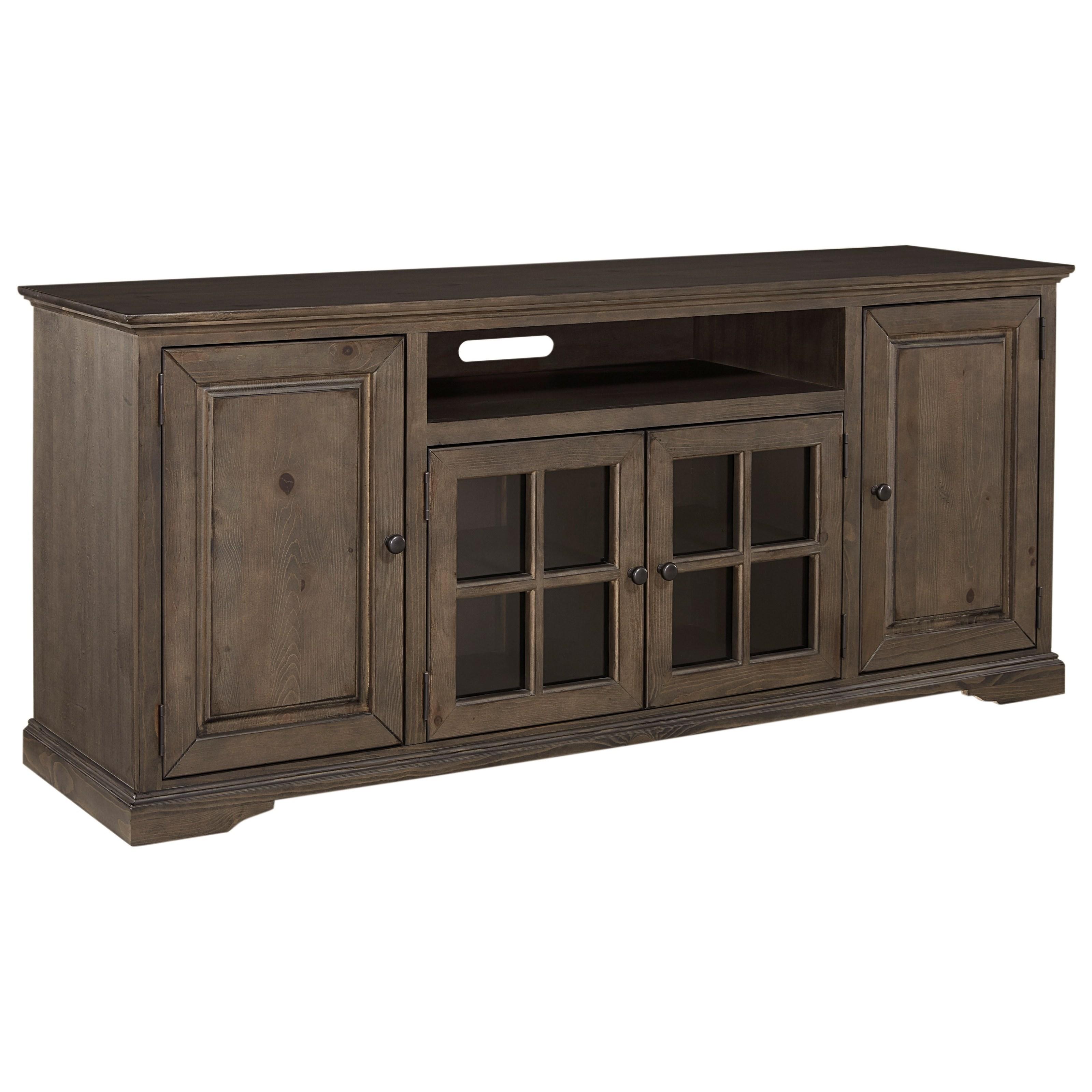 """Hamilton 74"""" Console by Progressive Furniture at Furniture Fair - North Carolina"""