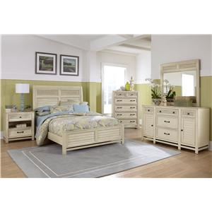 Progressive Furniture Haven King Bedroom Group