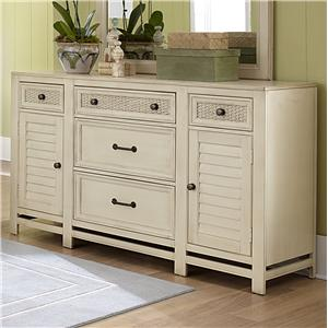 Progressive Furniture Haven Dresser
