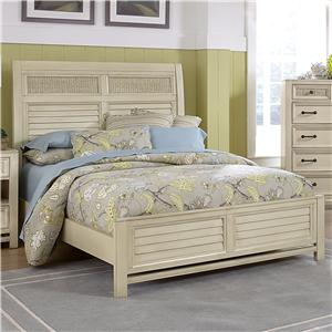 Progressive Furniture Haven Queen Bed