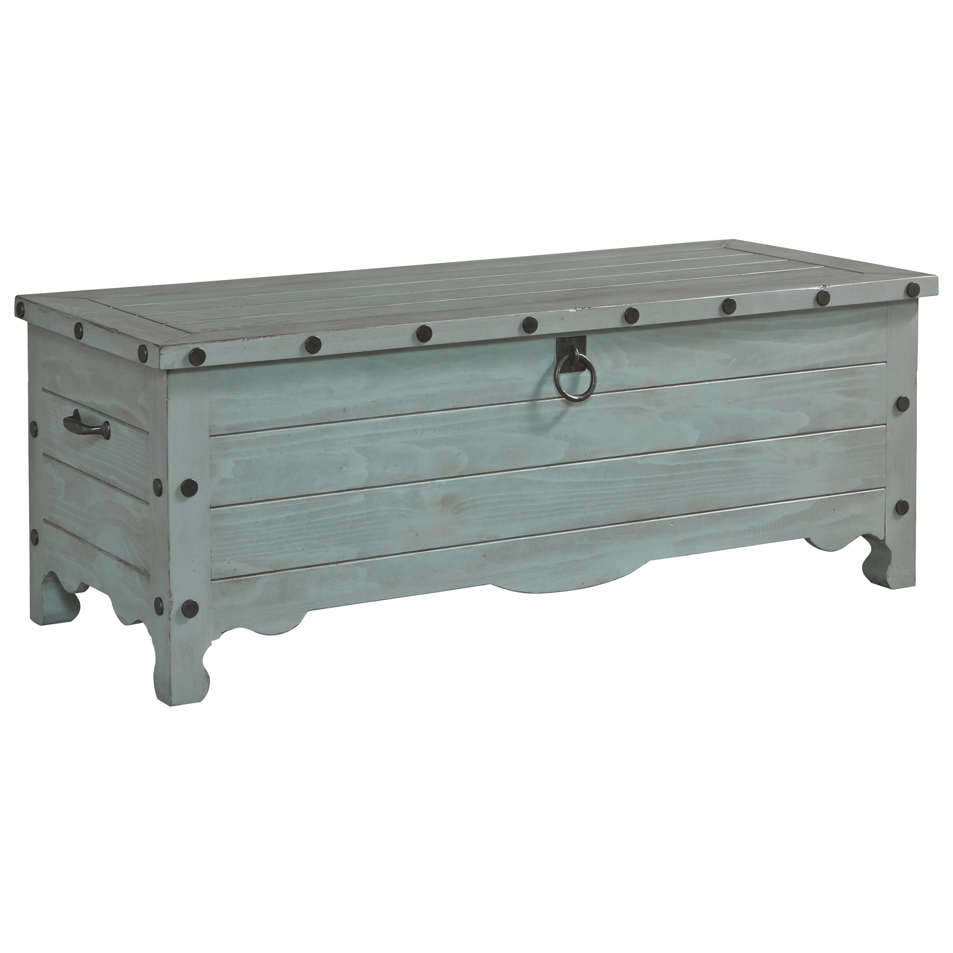 Jesse Storage Trunk by Progressive Furniture at Carolina Direct