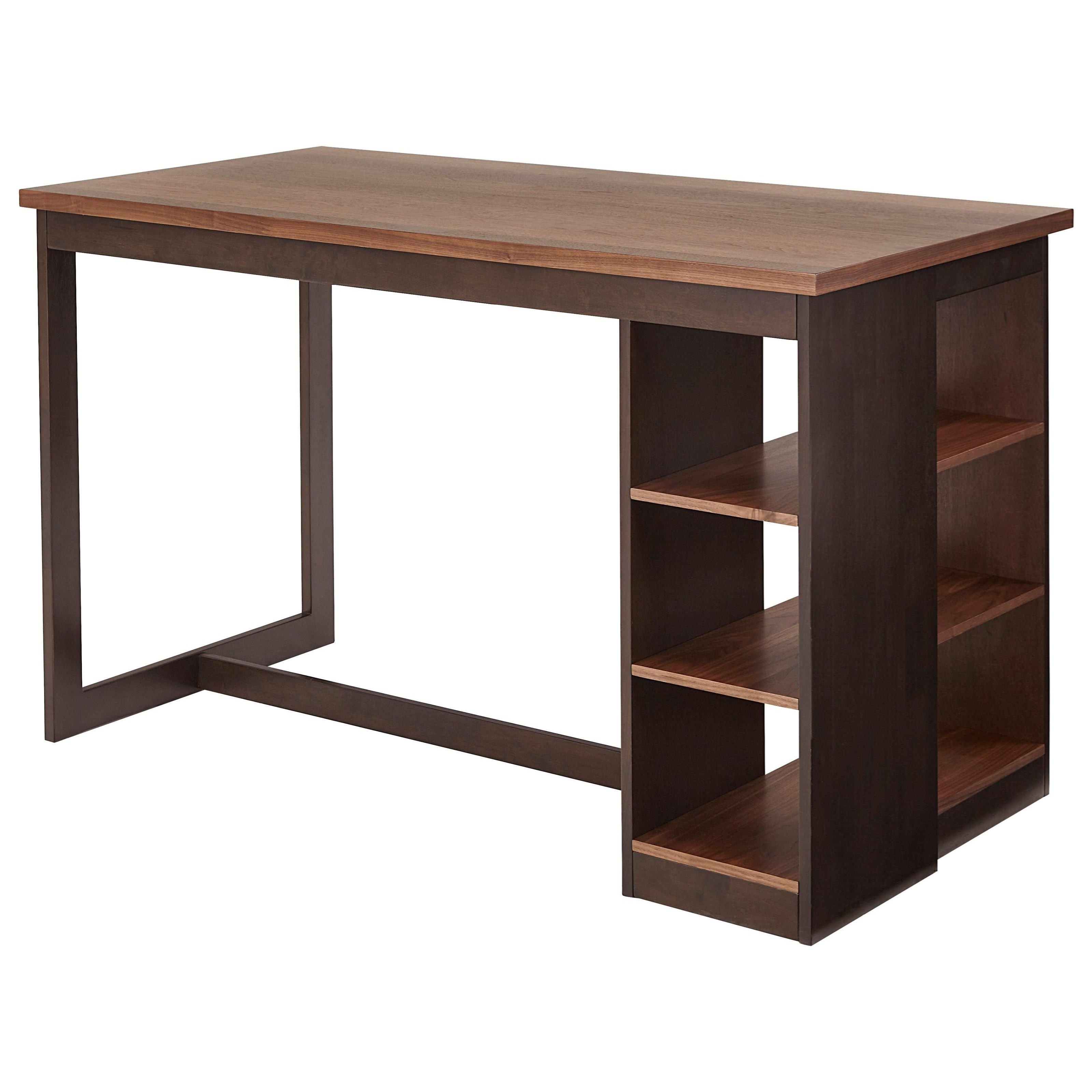 Kenny Counter Storage Table by Progressive Furniture at Catalog Outlet