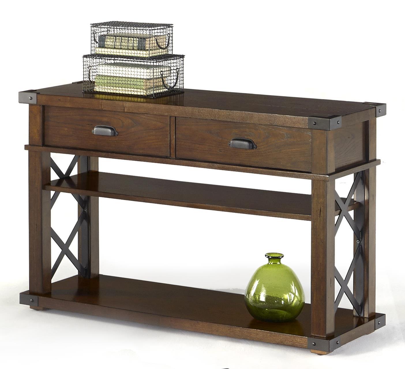 Landmark Sofa/Console Table by Progressive Furniture at Darvin Furniture