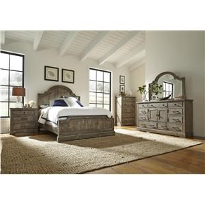 8 Piece King Bedroom Group