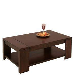 Progressive Furniture Waverly Rectangular Cocktail Table