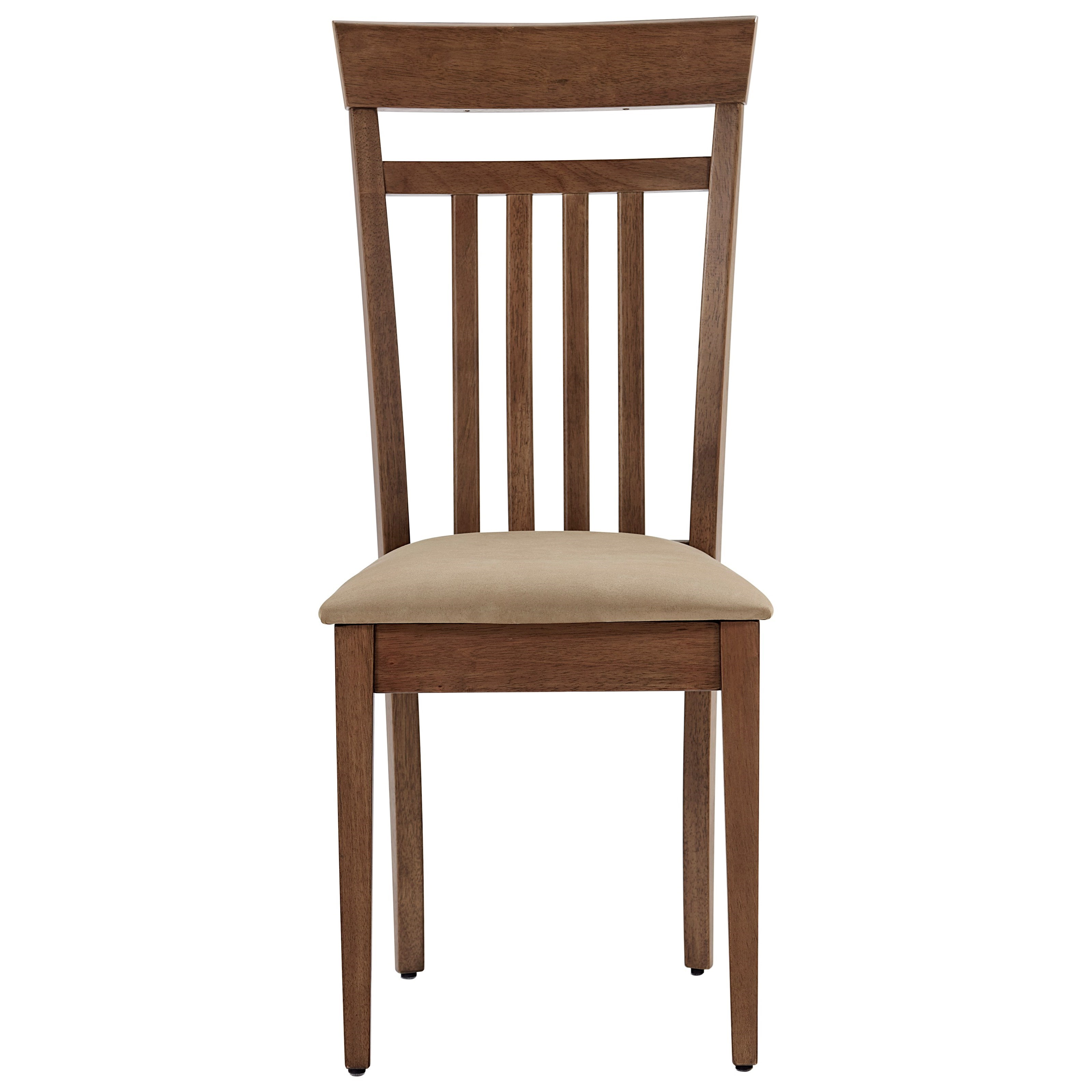 Palmer Upholstered Dining Side Chair by Progressive Furniture at Catalog Outlet