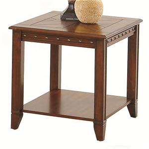 Progressive Furniture Redding Ridge Rectangular End Table