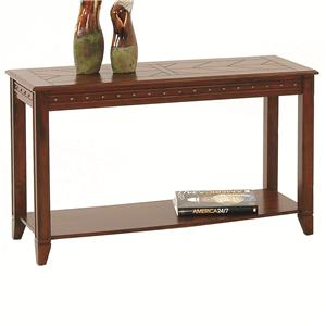 Progressive Furniture Redding Ridge Sofa/Console Table