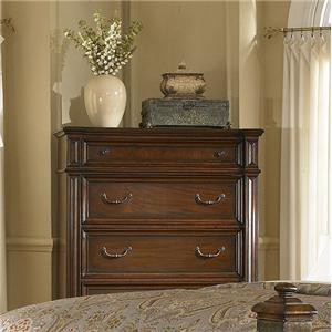 Progressive Furniture Regency Five Drawer Chest