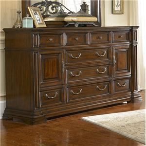 Progressive Furniture Regency Door Dresser