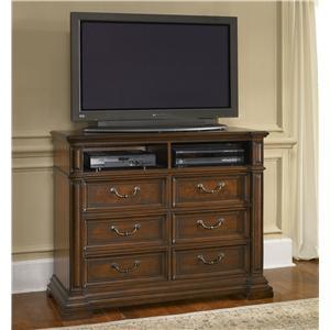 Progressive Furniture Regency Media Chest