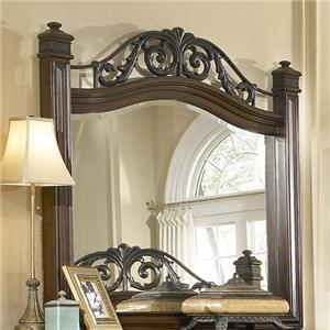 Progressive Furniture Regency Landscape Mirror