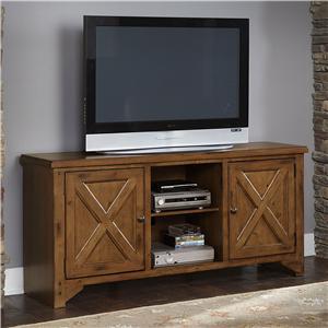 """Progressive Furniture Rialto 64"""" Console"""