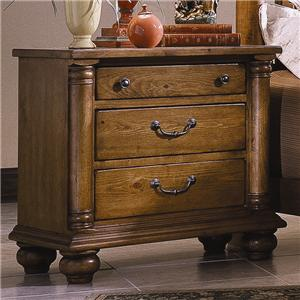 Progressive Furniture Thunder Bay Night Stand