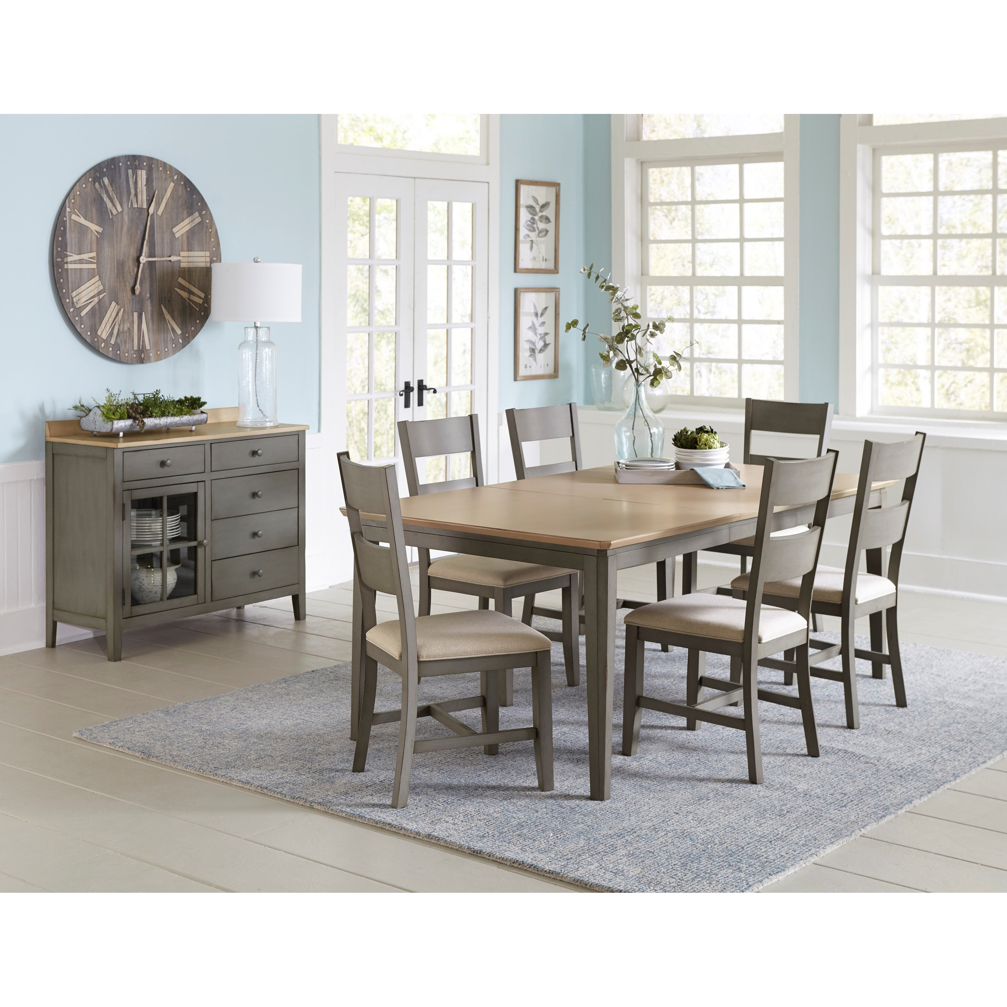 Toronto Dining Room Group by Progressive Furniture at Bullard Furniture