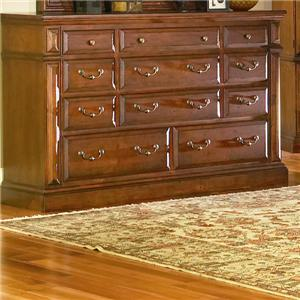 Progressive Furniture Torreon Drawer Dresser