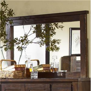 Progressive Furniture Trestlewood Mirror