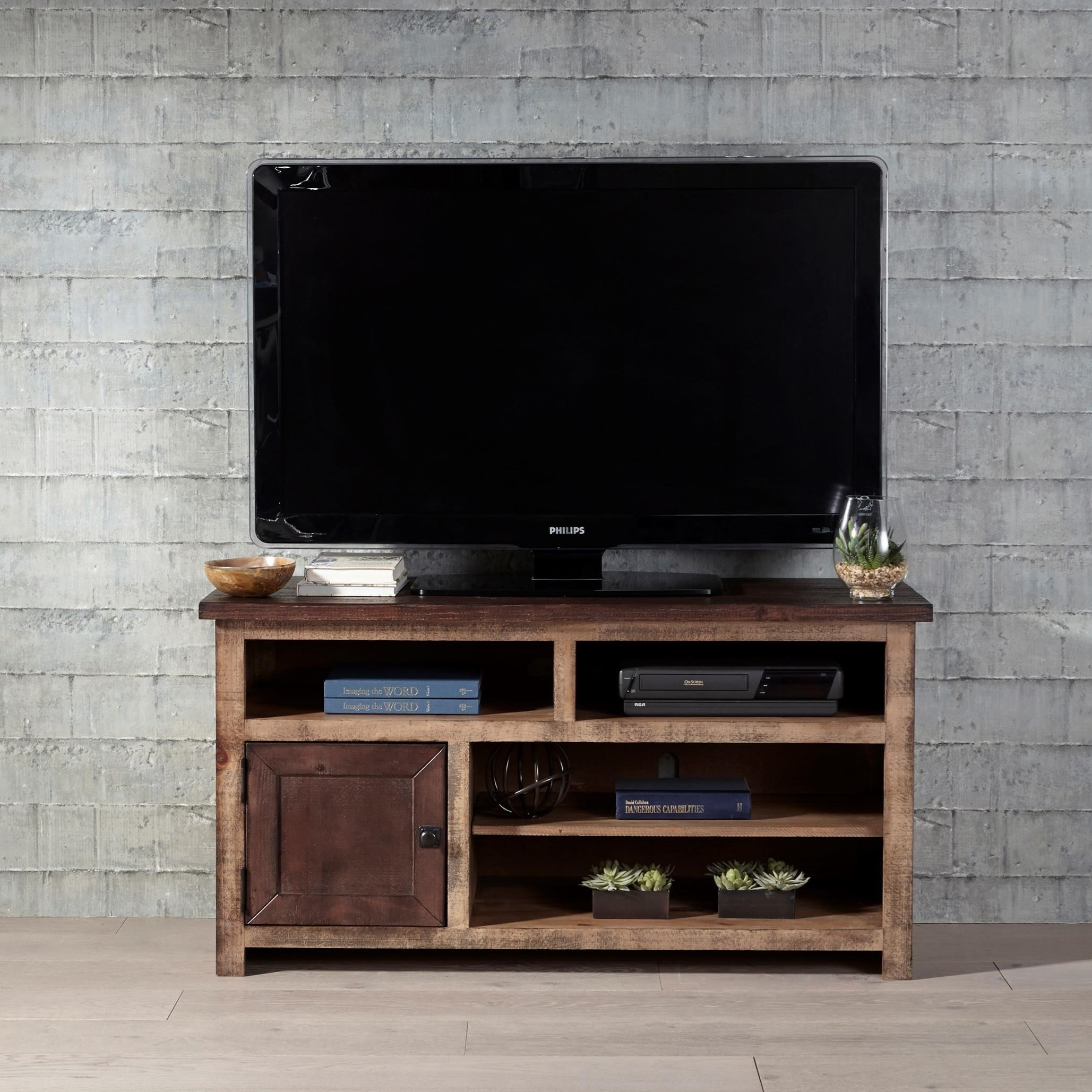 Trilogy 50 Inch Console by Progressive Furniture at Lindy's Furniture Company