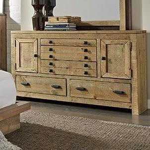 Trilogy Dresser by Progressive Furniture at Bullard Furniture