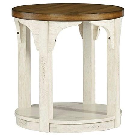 Wellington Place End Table by Progressive Furniture at Bullard Furniture