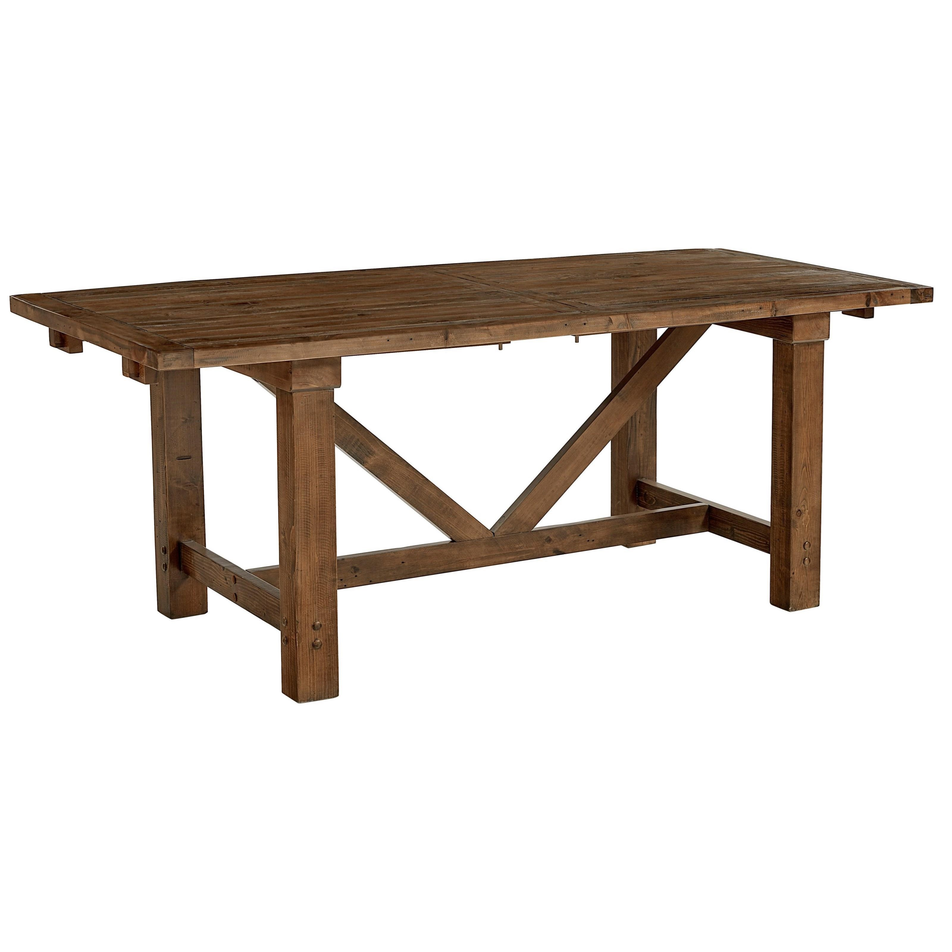 Wilder Dining Table by Progressive Furniture at Bullard Furniture