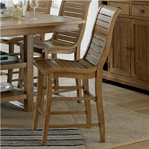 Progressive Furniture Willow Dining Counter Chair