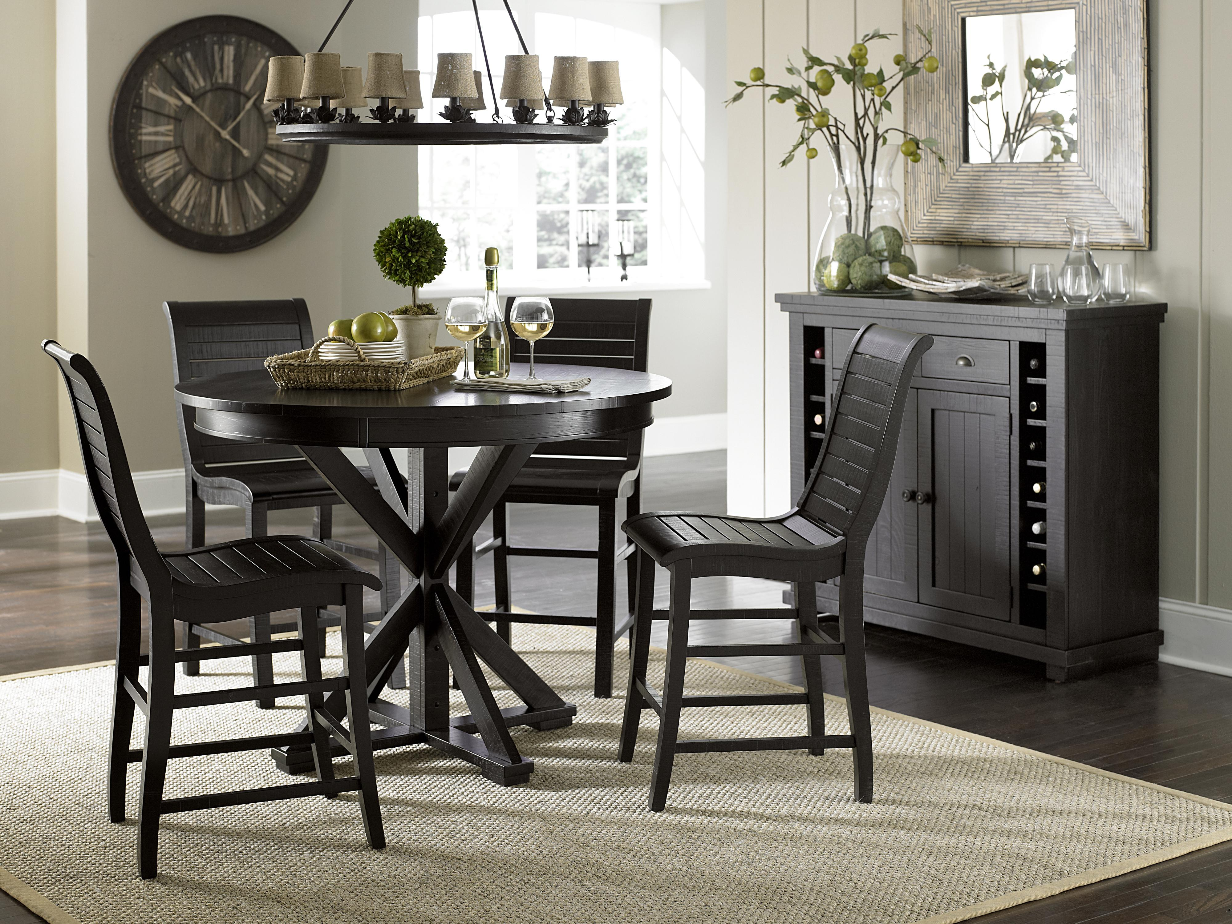 Willow Dining Casual Dining Room Group by Progressive Furniture at Value City Furniture