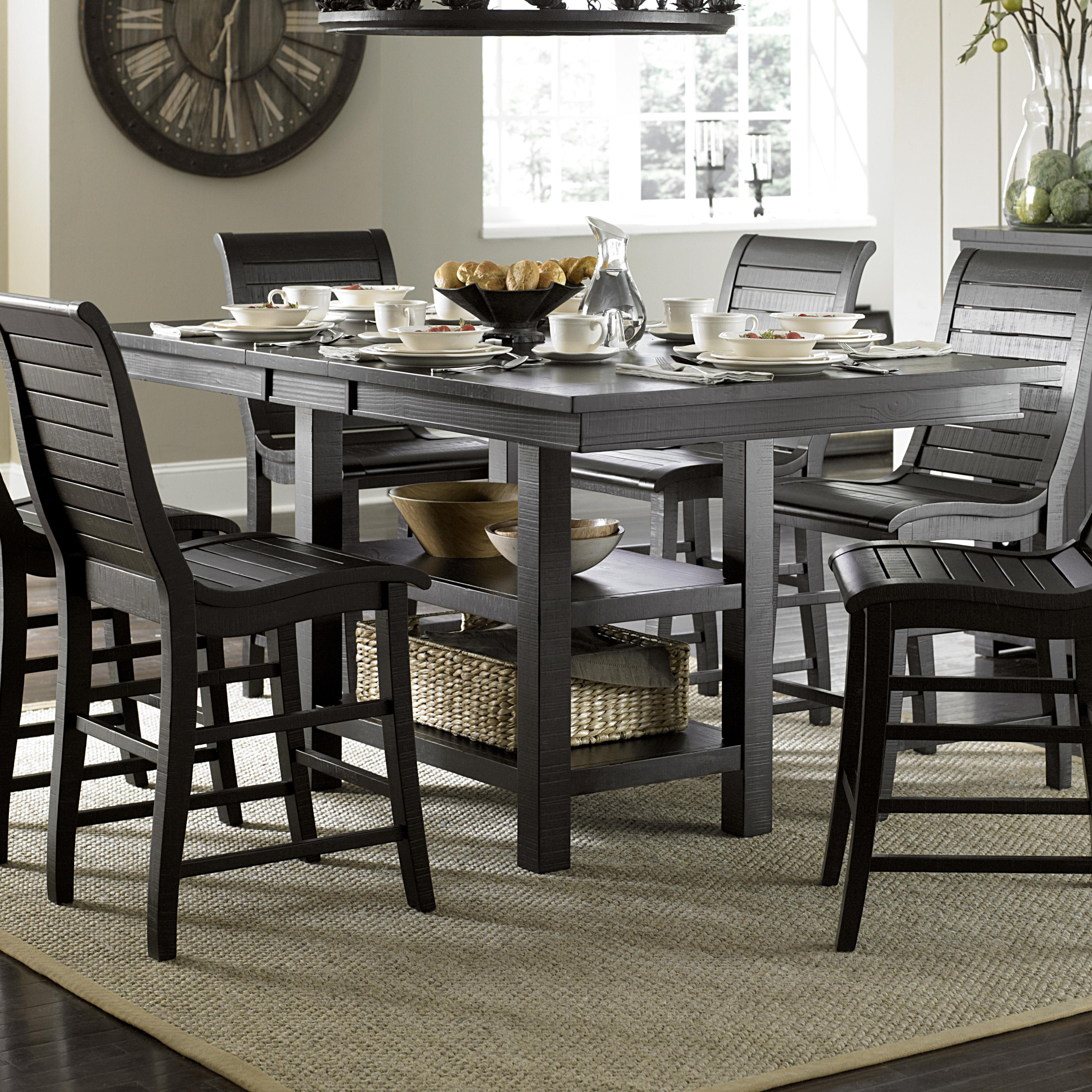 Willow Dining Rectangular Counter Height Table by Progressive Furniture at Value City Furniture