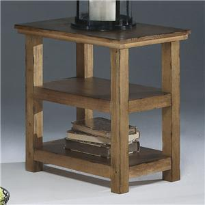 Progressive Furniture Willow Occasional Chairside Table