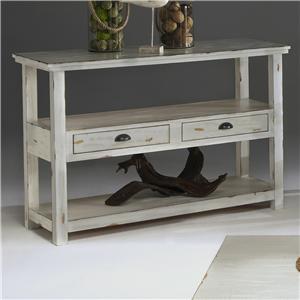 Progressive Furniture Willow Occasional Sofa/Console Table