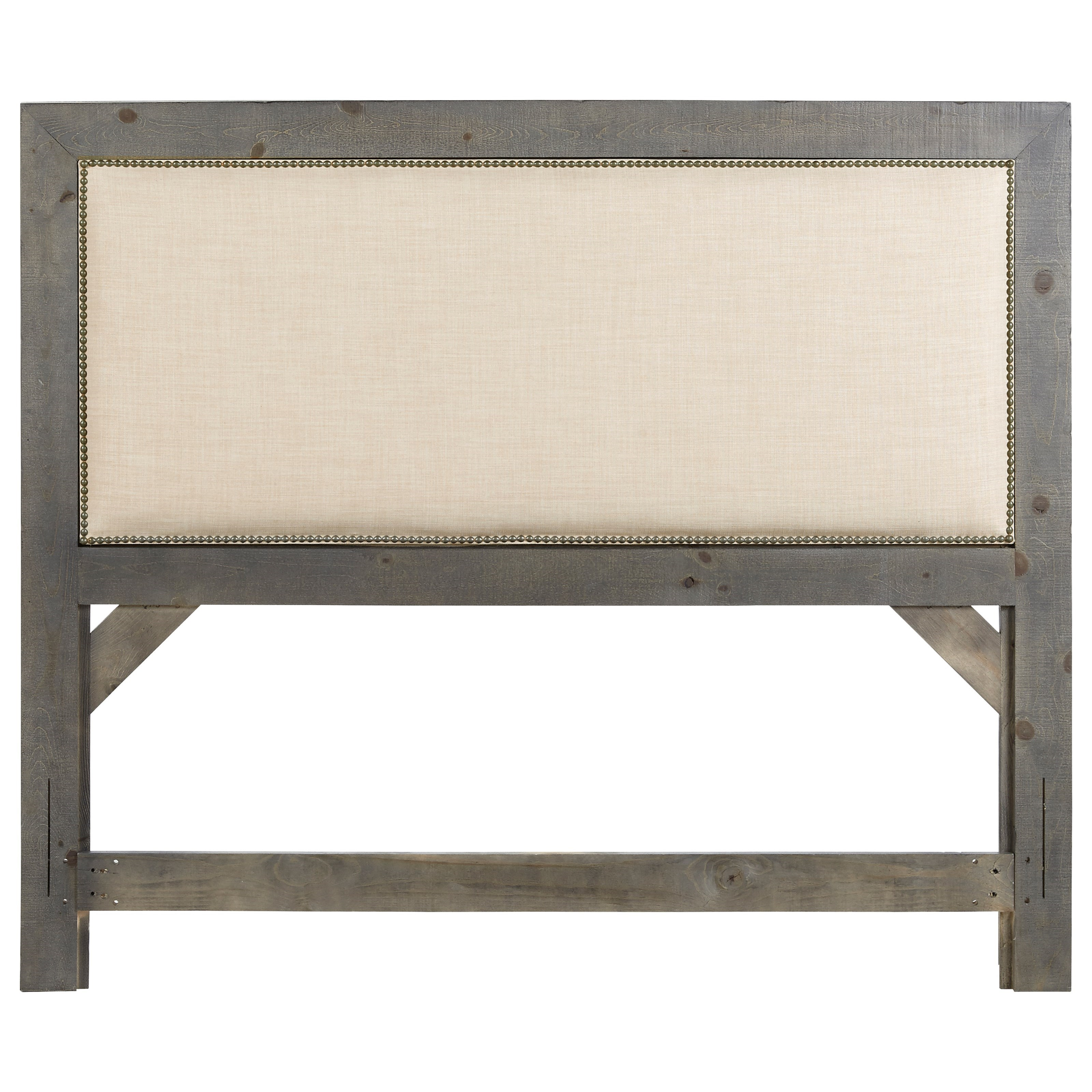 Willow Full Upholstered Headboard by Progressive Furniture at Catalog Outlet