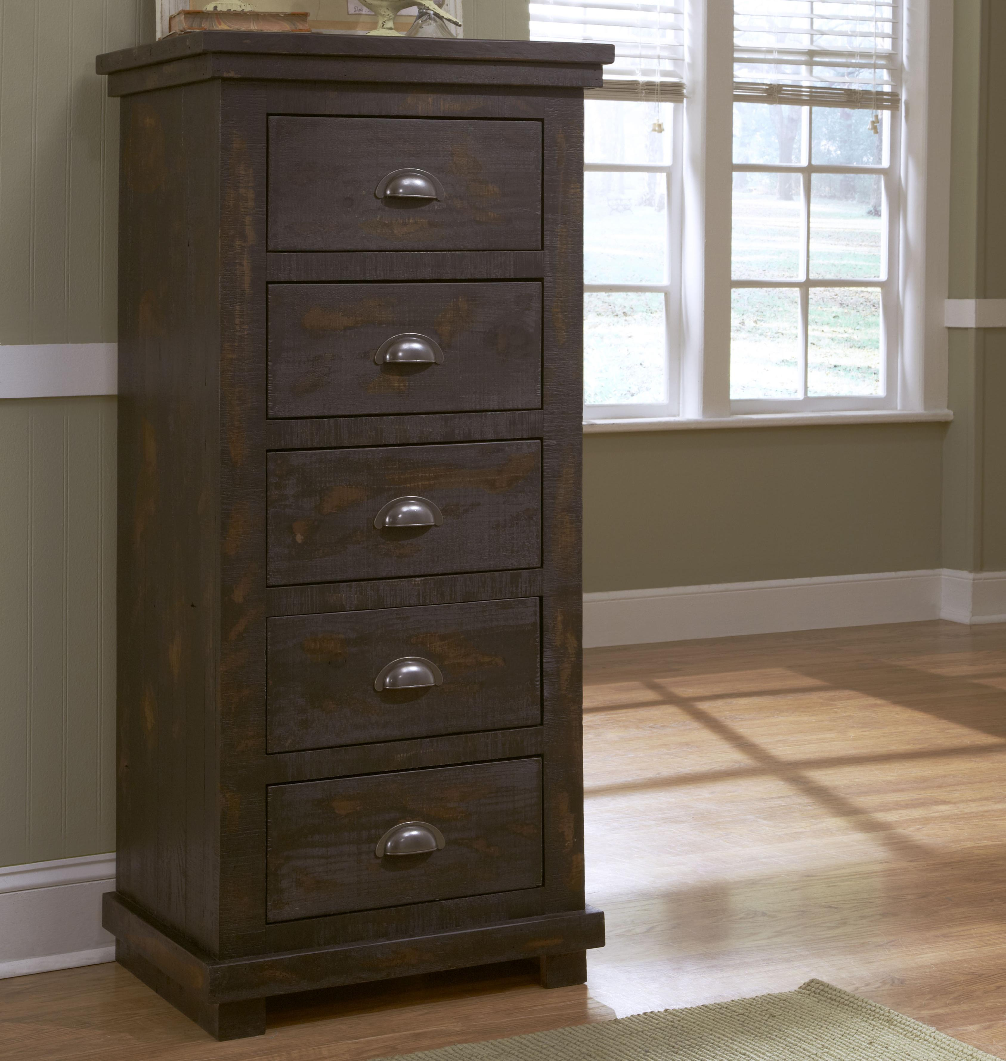 Willow Lingerie Chest by Progressive Furniture at Value City Furniture