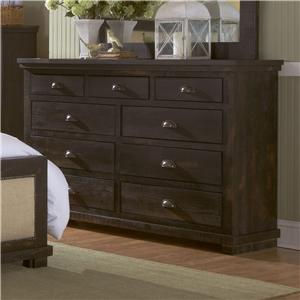 Progressive Furniture Willow Drawer Dresser